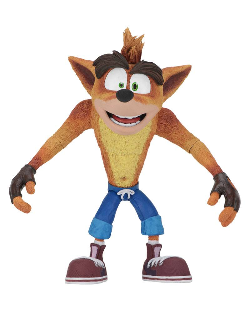 Crash Bandicoot Action Figure Crash Bandicoot 14 cm