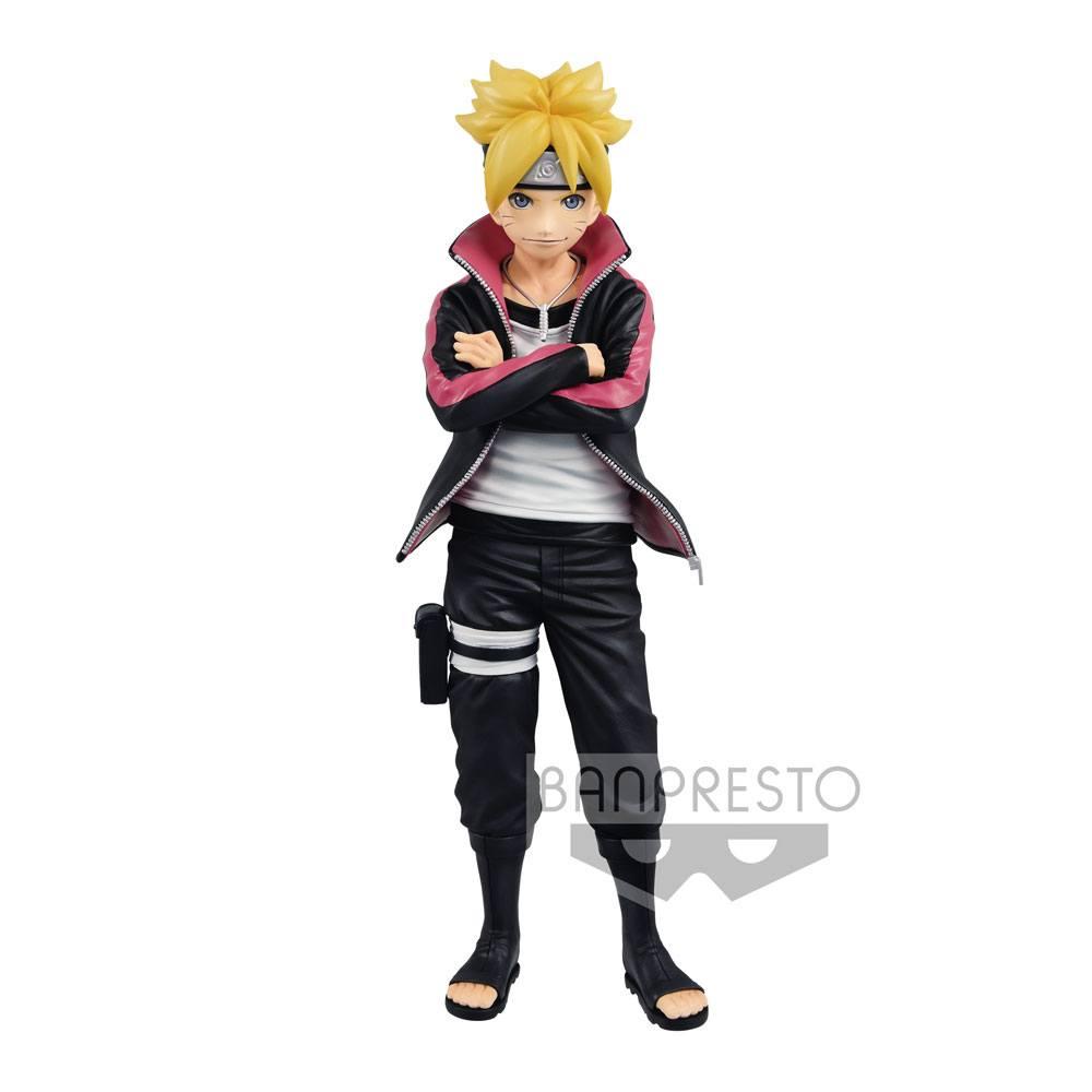 Boruto - Naruto Next Generation Shinobi Relations NEO Figure Boruto Uzumaki
