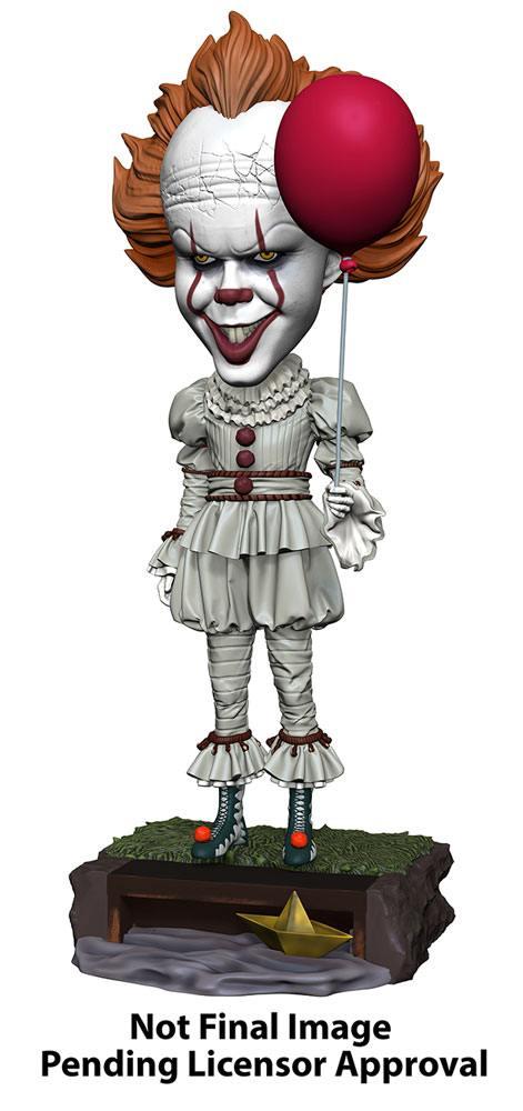 Stephen King's It 2017 Head Knocker Bobble-Head Pennywise 20 cm