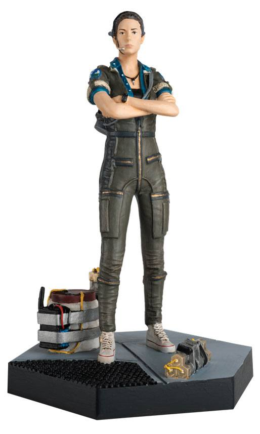 The Alien & Predator Figurine Collection Amanda Ripley (Alien Isolation)