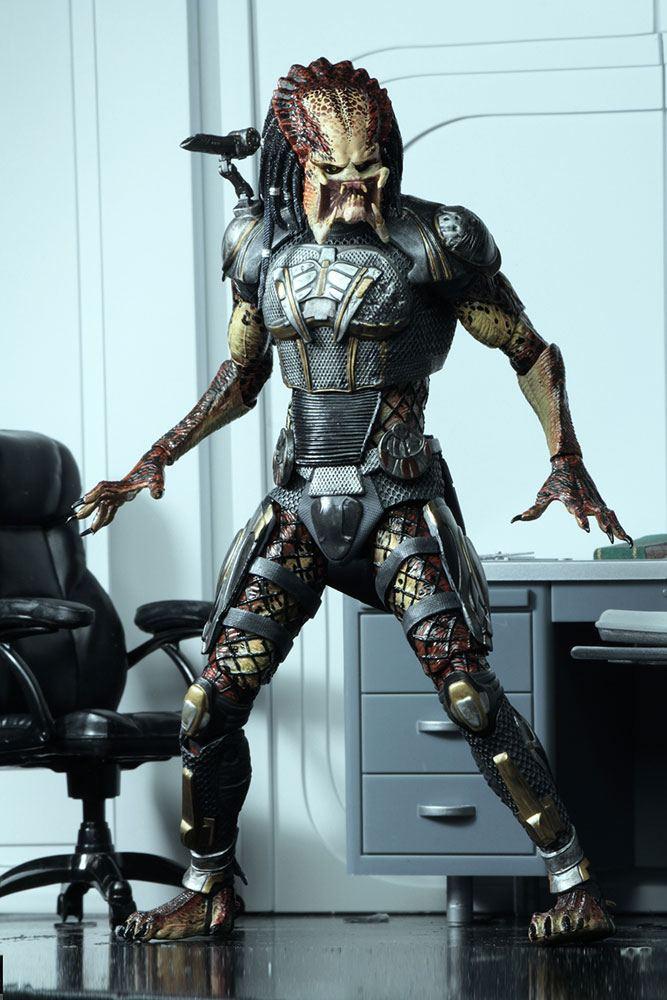 Predator 2018 Action Figure Ultimate Fugitive Predator 20 cm