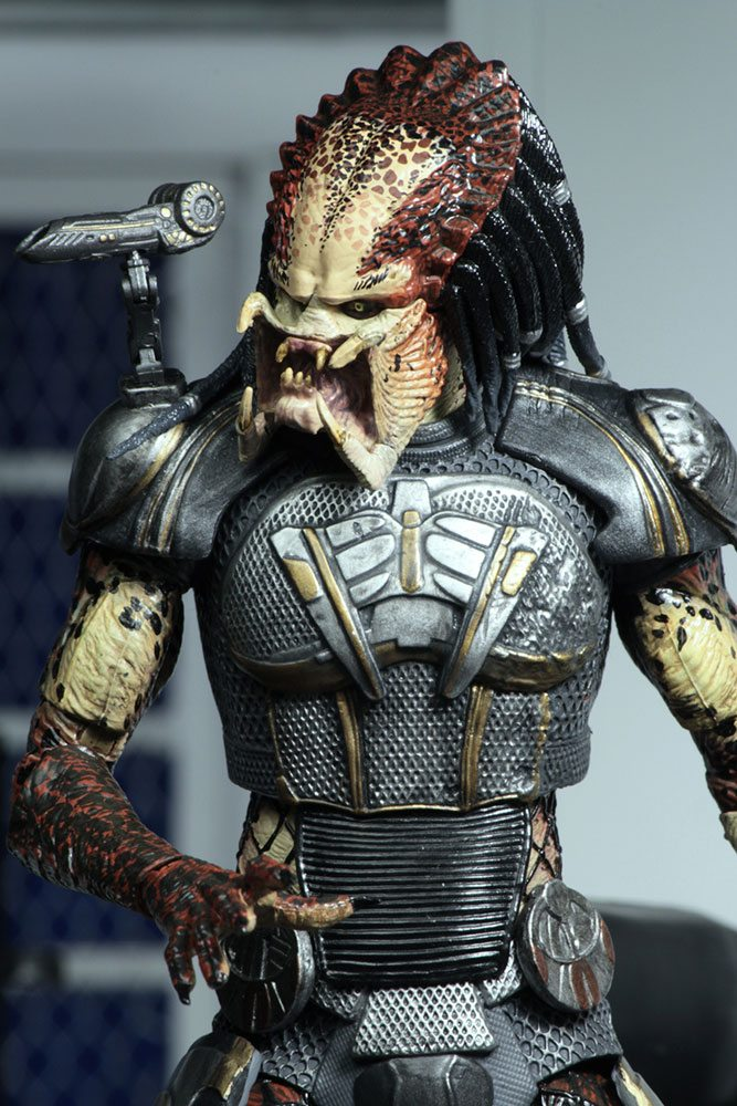 Predator 2018 Action Figure Ultimate Fugitive Predator 20 cm