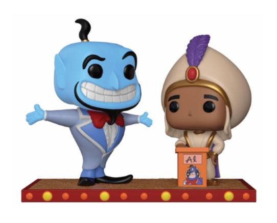 Aladdin POP! Movie Moment Vinyl Figure Aladdin's First Wish 10 cm