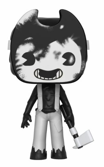 Bendy and the Ink Machine POP! Games Vinyl Figure Sammy 10 cm