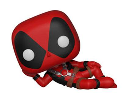 Deadpool Parody POP! Marvel Vinyl Figure Deadpool 10 cm