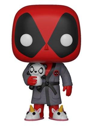 Deadpool Parody POP! Marvel Vinyl Figure Deadpool in Robe 10 cm
