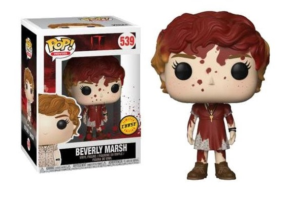 Stephen King's It 2017 POP! Movies Vinyl Figures Beverly Marsh Chase