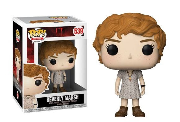 Stephen King's It 2017 POP! Movies Vinyl Figures Beverly Marsh 10 cm