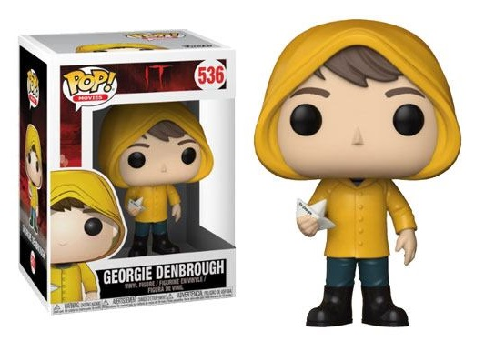 Stephen King's It 2017 POP! Movies Vinyl Figures Georgie Denbrough