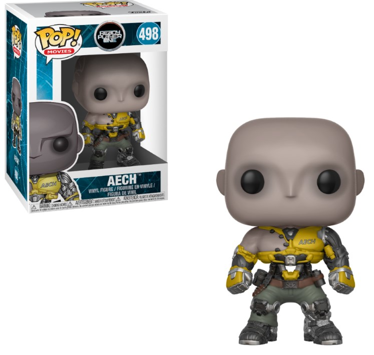 Pop! Movies: Ready Player One - Aech Vinyl Figure 10 cm