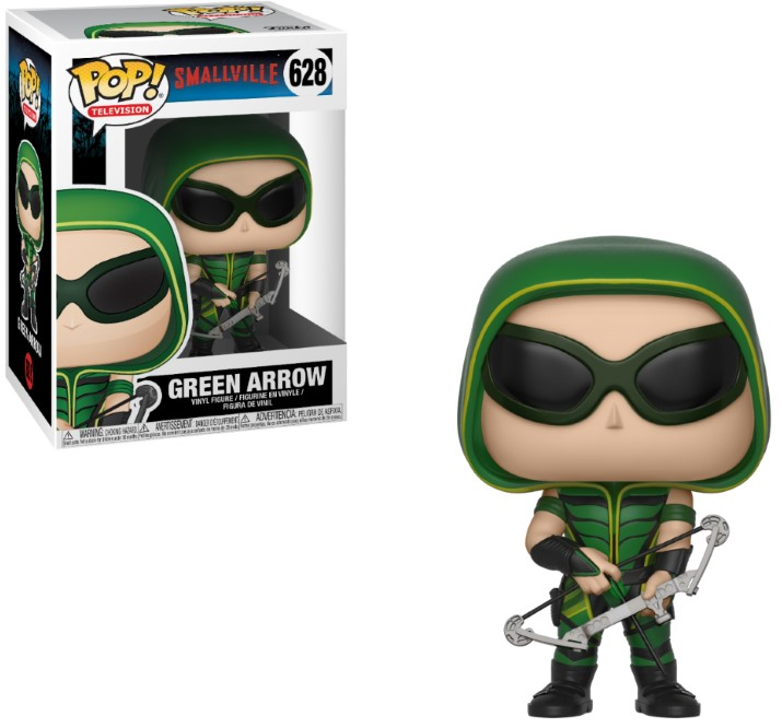 Pop! DC: Smallville - Green Arrow Vinyl Figure 10 cm