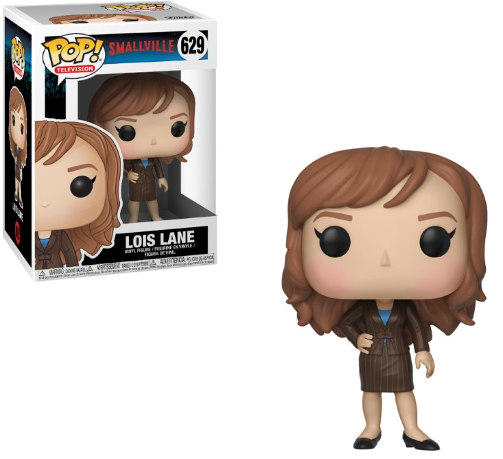 Pop! DC: Smallville - Lois Lane Vinyl Figure 10 cm