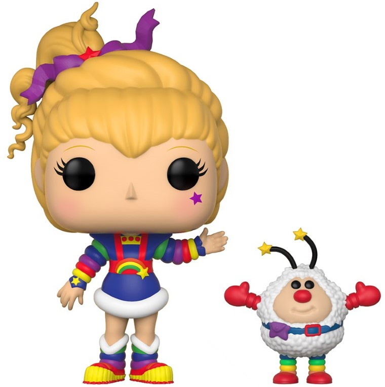 Pop! Cartoons: Rainbow Brite - Rainbow Brite and Twink Vinyl Figure 10 cm
