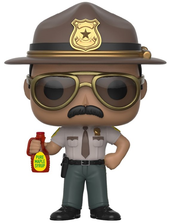 Pop! Movies: Super Troopers - Ramathorn Vinyl Figure 10 cm
