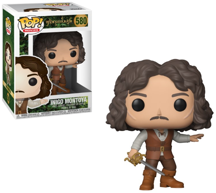 Pop! Movies: The Princess Bride - Inigo Montoya Vinyl Figure 10 cm