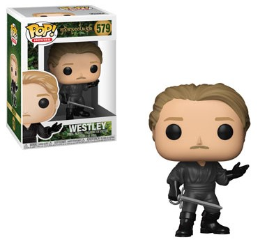 Pop! Movies: The Princess Bride - Westley Vinyl Figure 10 cm