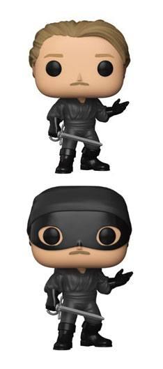 Pop! Movies: The Princess Bride - Westley + Chase Vinyl Figure 10 cm