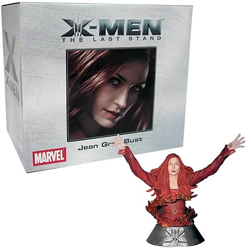 X Men 3 The Last Stand: Jean Grey Limited Edition Bust