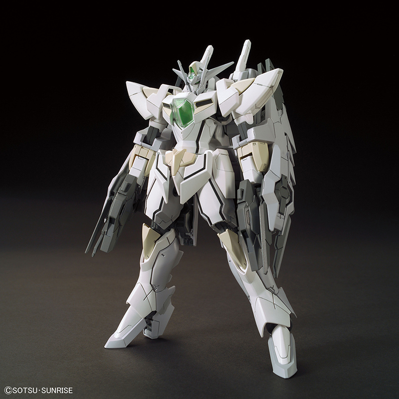 High Grade HGBF Gundam  1/144 Reversible