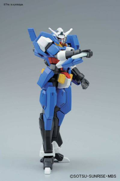 HG High Grade Gundam Age-1 Spallow 1/144