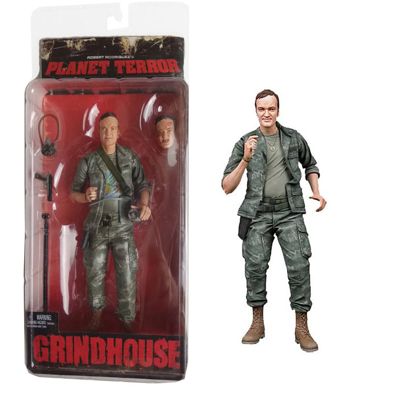 Grindhouse  - Army Soldier Quentin Tarantino Action Figure 16 cm