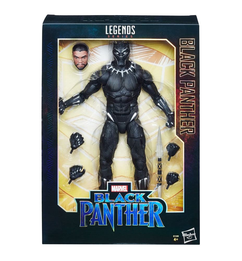 Marvel Legends Series Action Figure 2018 Black Panther 30 cm