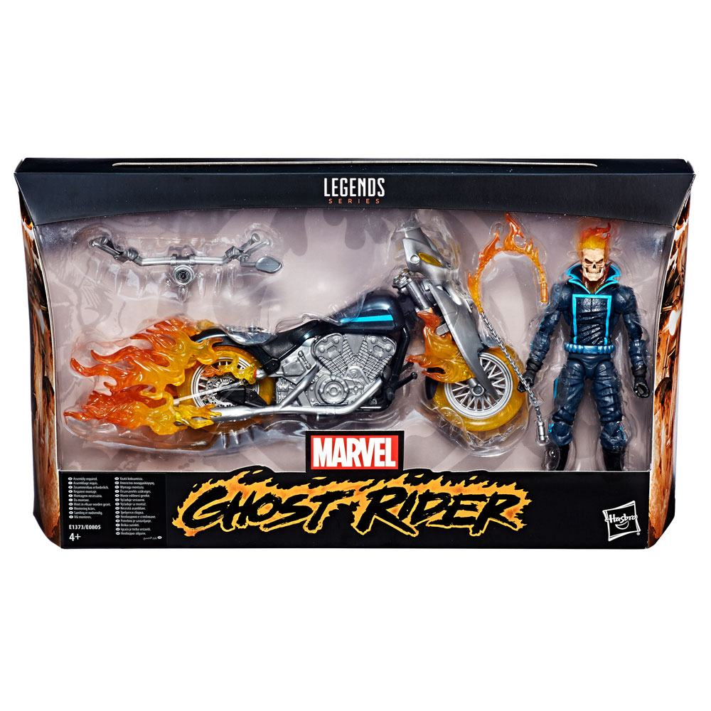 Marvel Legends Series Ultimate Ghost Rider Action Figures 15 cm 2018