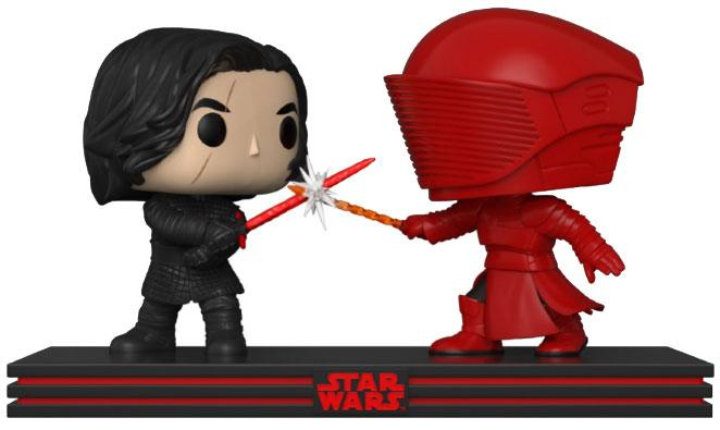 Star Wars POP! Movie Moments Bobble-Head 2-Pack Kylo & Praetorian Guard