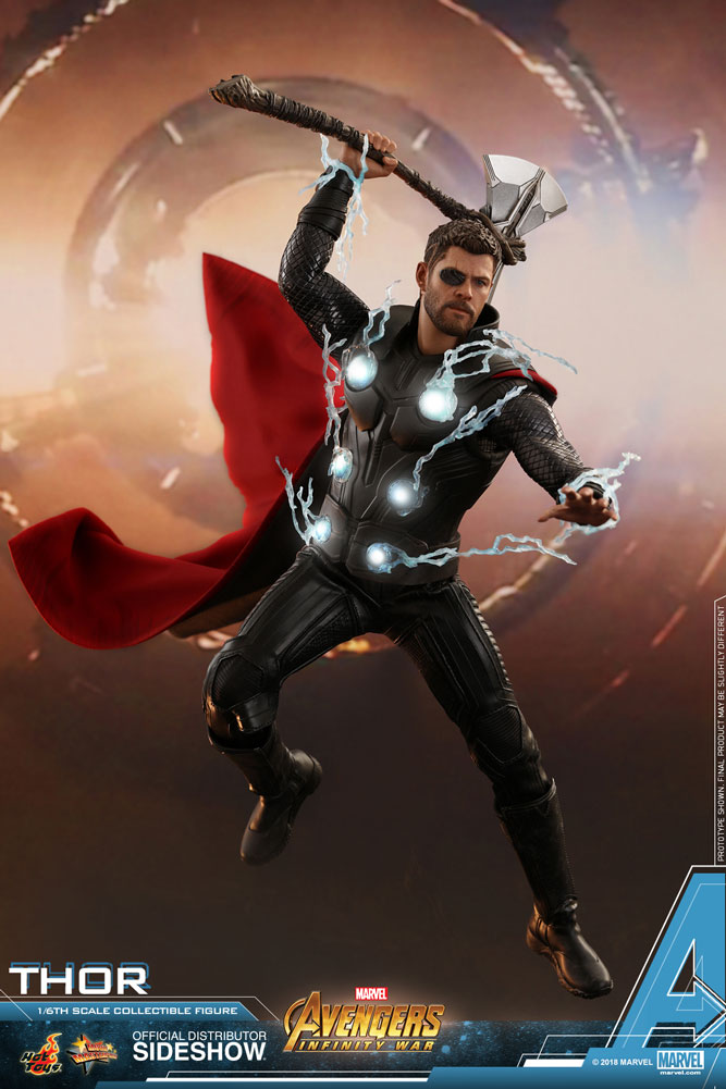 Marvel: Avengers Infinity War - Thor 1:6 Scale Figure