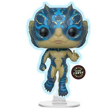 The Shape of Water POP! Movies Vinyl Figures Amphibian Man Chase 10 cm