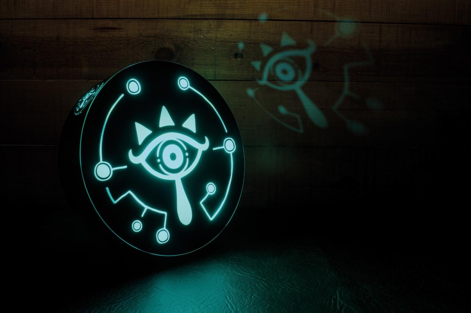 The Legend of Zelda: Sheikah Eye Projection Light
