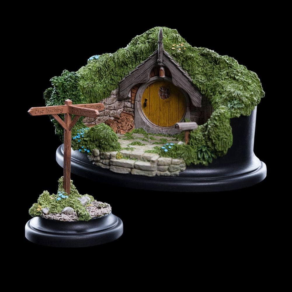The Hobbit An Unexpected Journey Statue 5 Hill Lane 11 cm