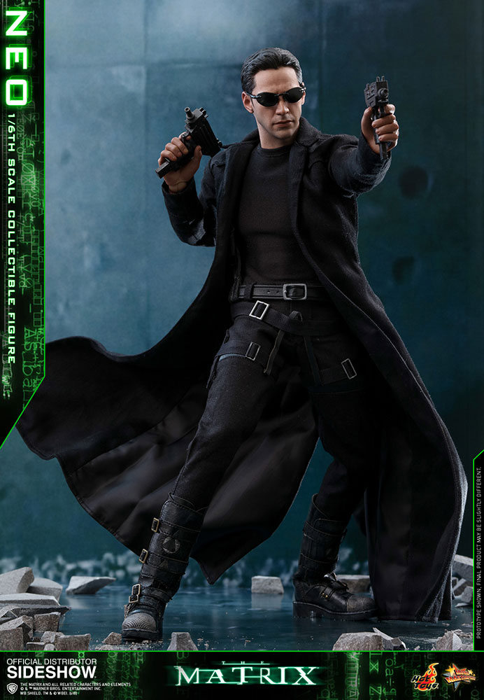 The Matrix: Neo 1:6 Scale Figure 31 cm