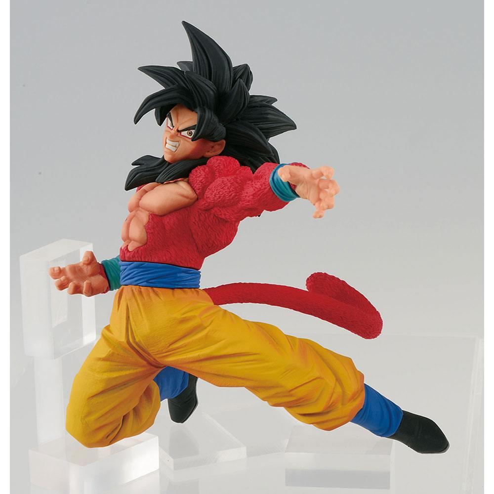 Dragonball Super Son Goku Fes Figure Super Saiyan 4 Son Goku 15 cm