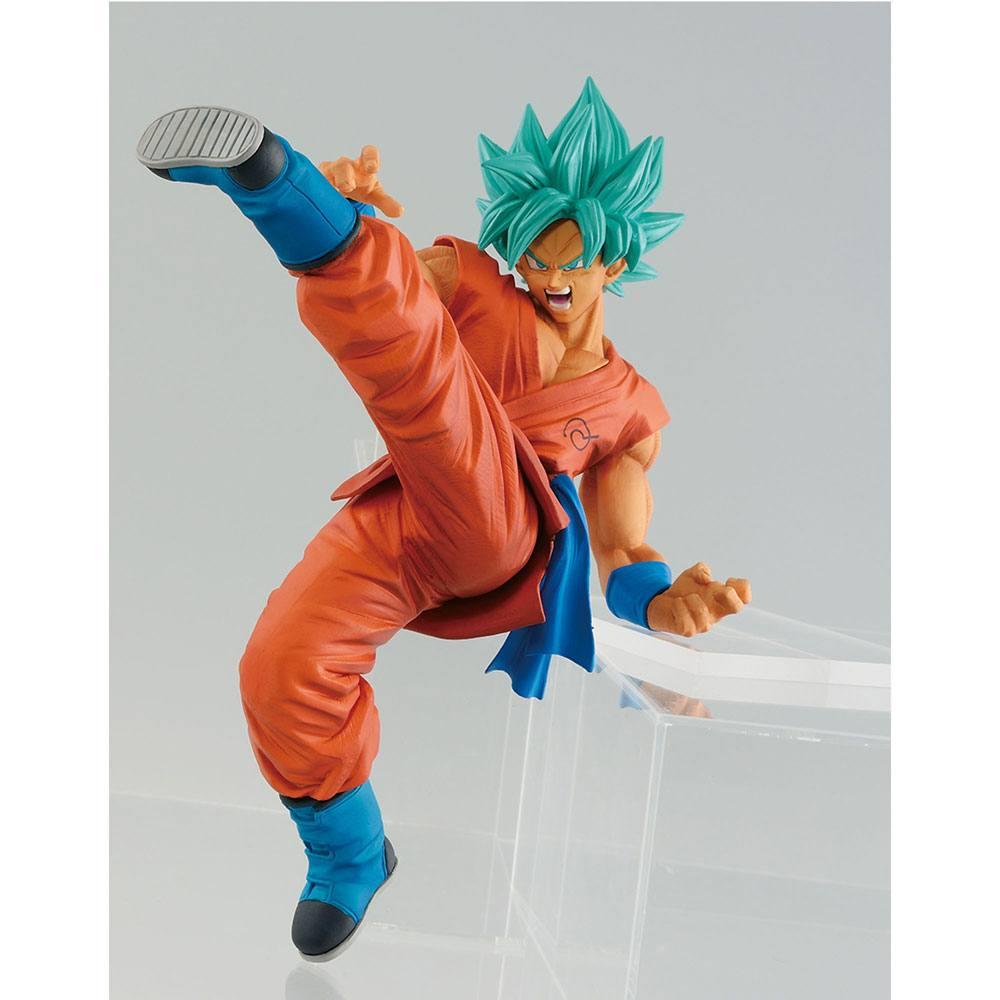 Dragonball Super Son Goku Fes Figure Super Saiyan God Super Saiyan Son Goku