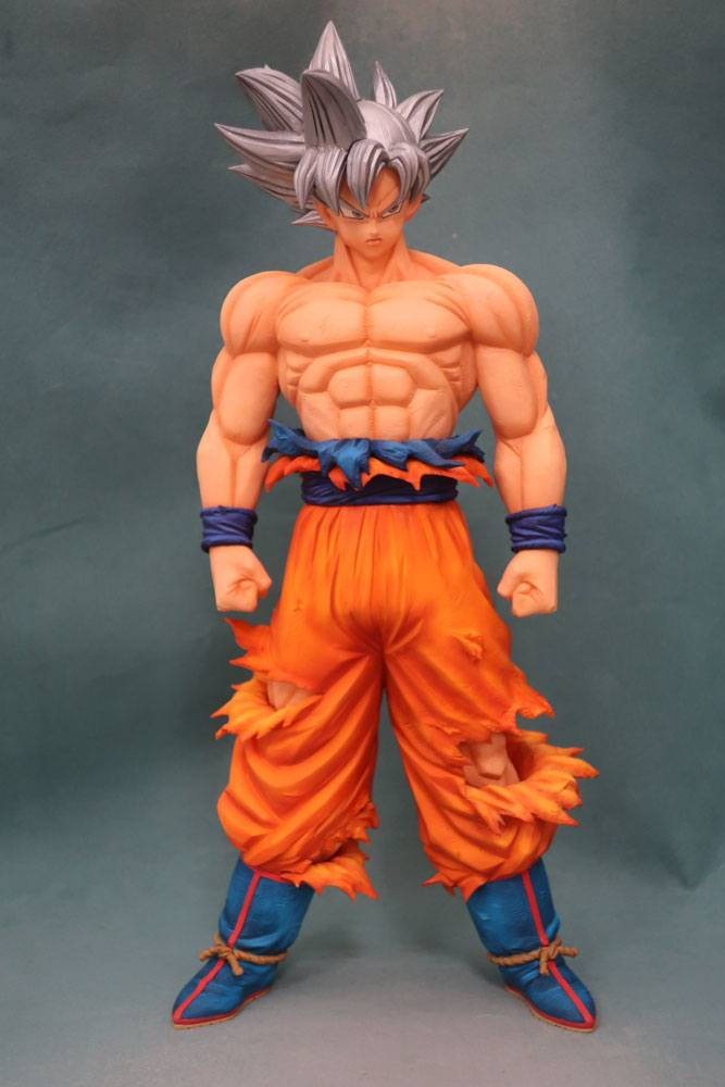 Dragonball Z Grandista Resolution of Soldiers Figure Son Goku #3 28 cm