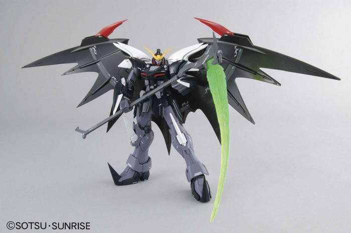 MG Gundam Deathscythe Hell Ew Ver 1/100