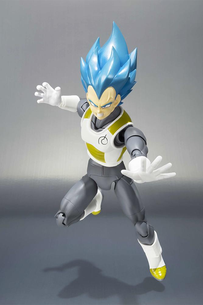 Dragon Ball Z Super S God Super S Vegeta