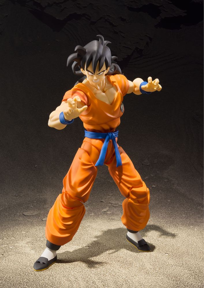 Dragonball Z S.H.Figuarts Action Figure Yamcha Tamashii Web Exclusive 17 cm