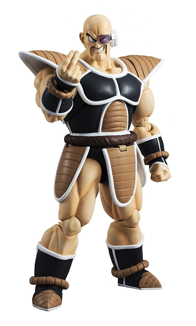 Dragon Ball Z Nappa SHFiguarts WEB 18 cm