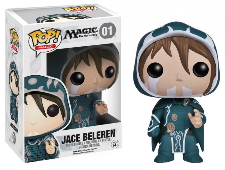 Magic the Gathering POP! Vinyl Figure Jace Beleren 10 cm