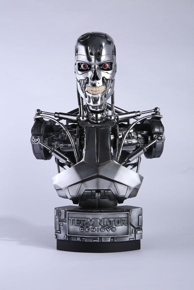 Terminator Genisys: Endoskeleton 1:2 Scale Bust