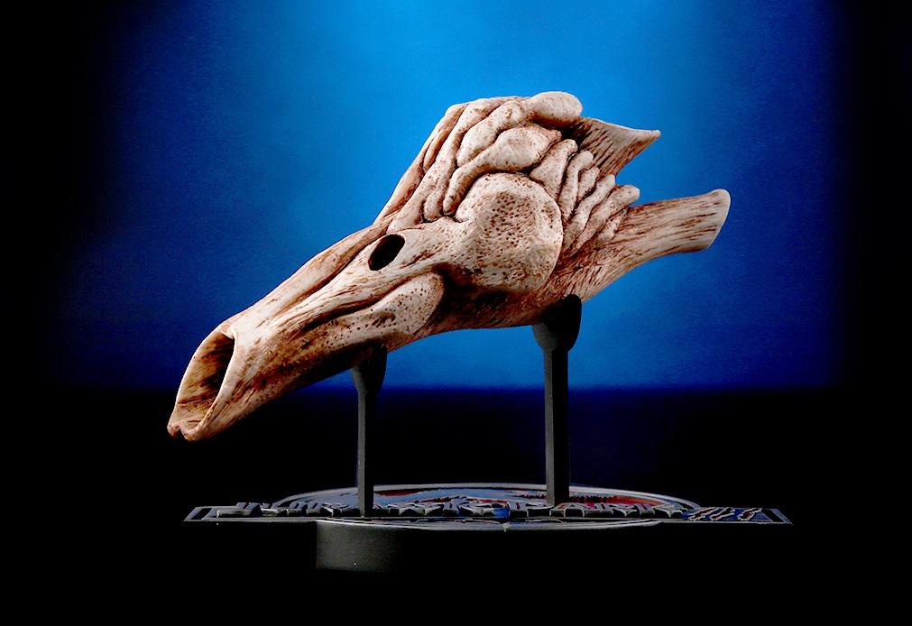 Jurassic Park III: The Velociraptor Resonating Chamber 1:1 Scale