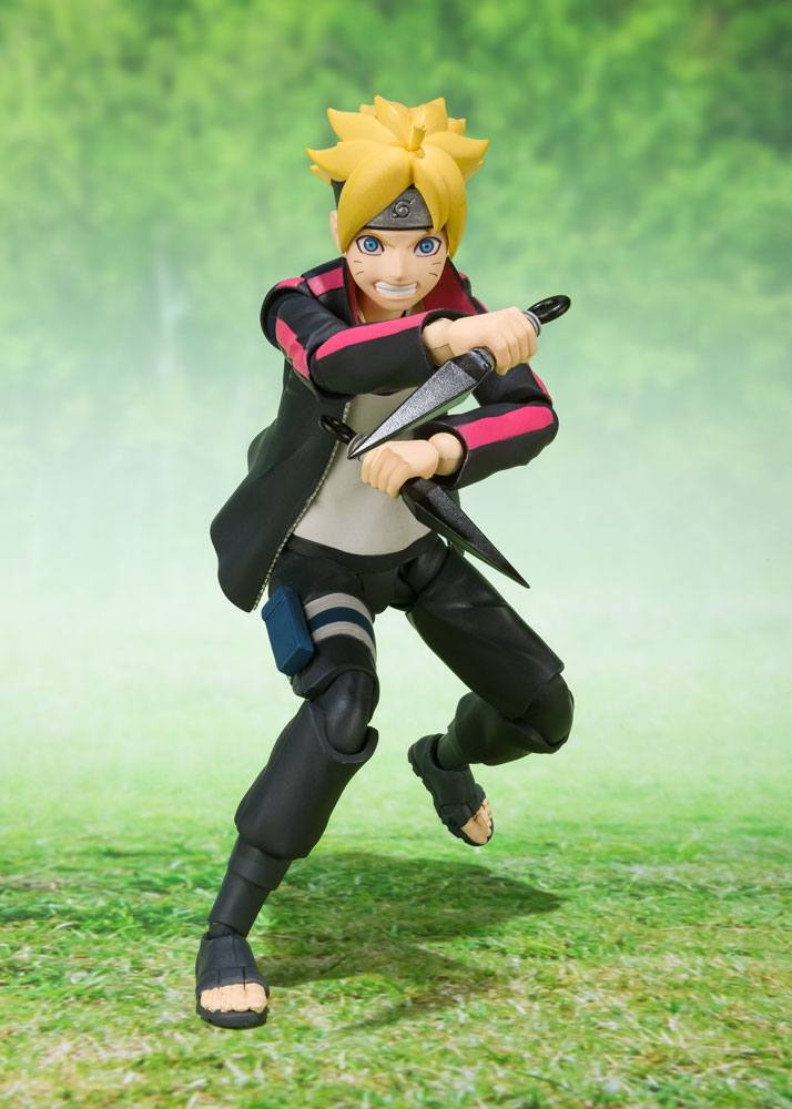 Boruto Naruto Next Generations S.H. Figuarts Action Figure Boruto Uzumaki