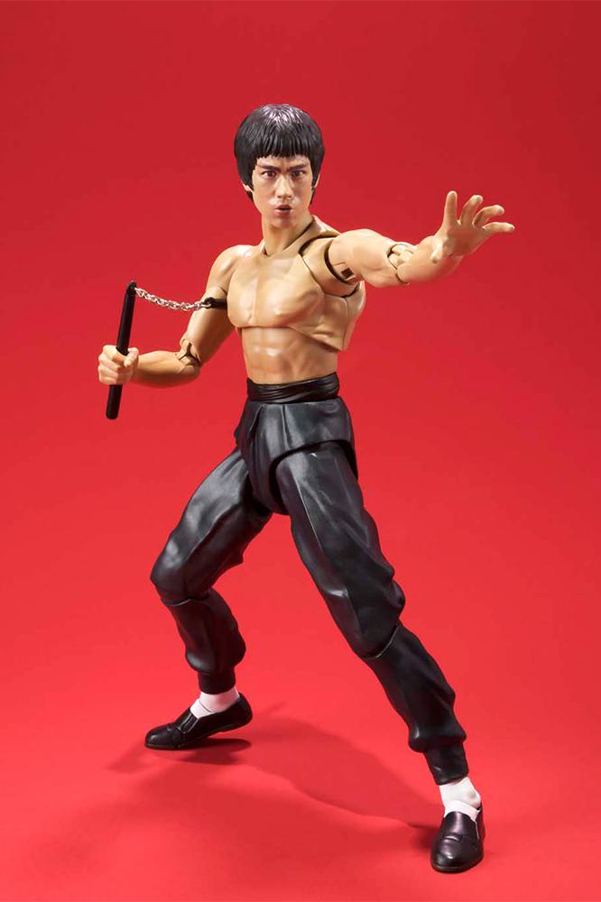 Bruce Lee S.H. Figuarts Action Figure 14 cm