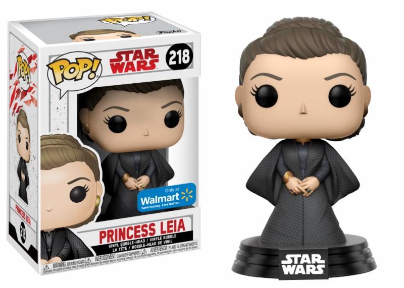 Pop! Star Wars: The Last Jedi - Princess Leia Exclusive Edition 10 cm
