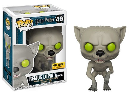 Pop! Harry Potter: Werewolf Remus Lupin Exclusive Edition 10 cm