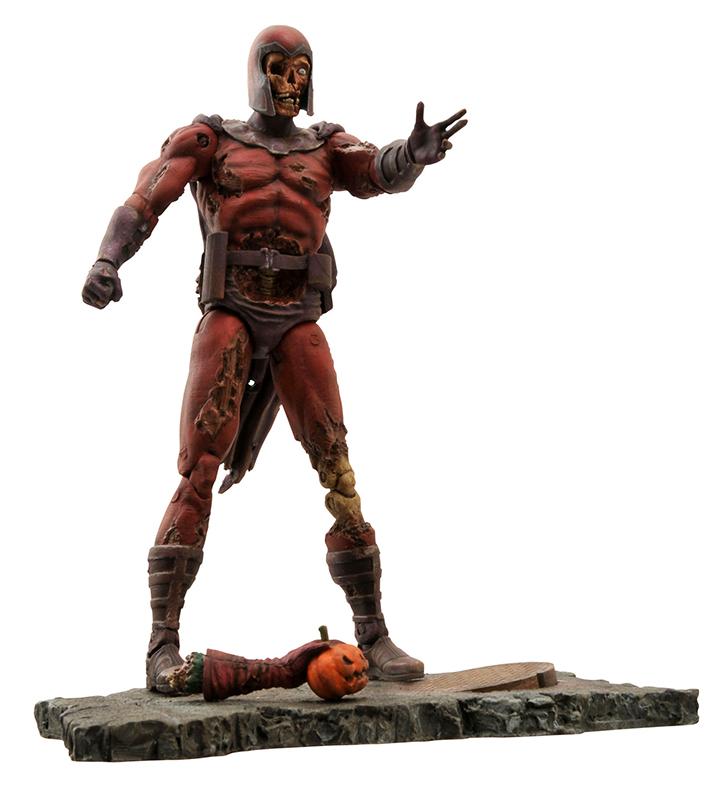 Action Figure Marvel Select Zombie Magneto 19 cm