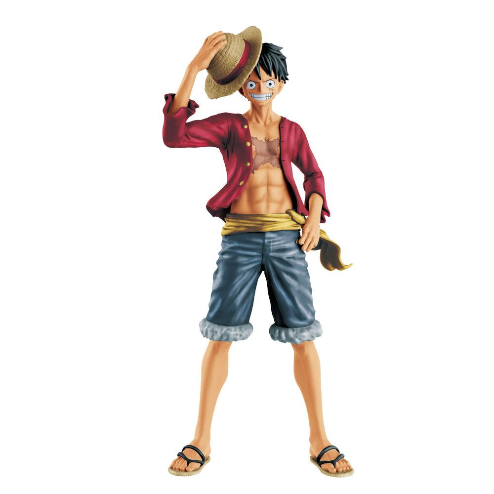One Piece Memory Figure Monkey D. Luffy 25 cm