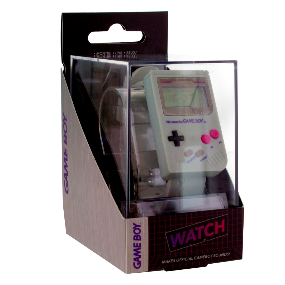 Relógio / Watch Nintendo: Gameboy